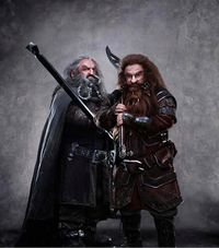 Oin and gloin