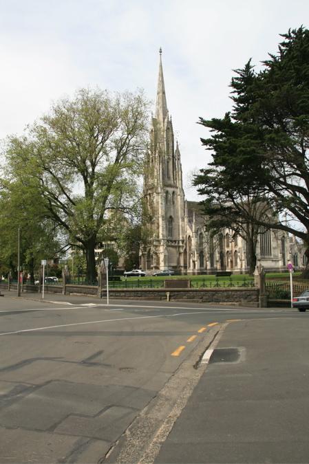 Dunedin Prebyterian church