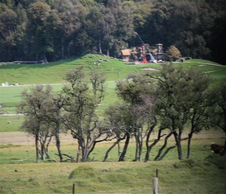 Glenorchy:Paradise set