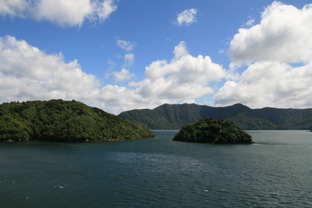 Marlborough Sounds 4