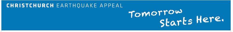 Christchurch Earthquake Appeal