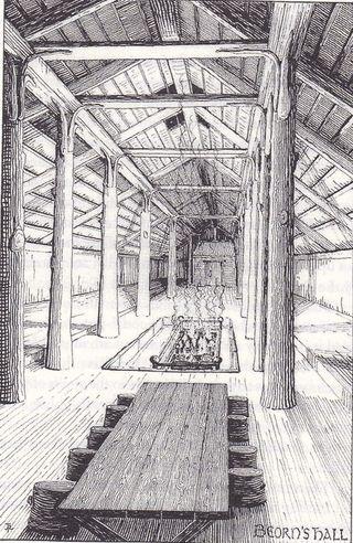 Beorn's house