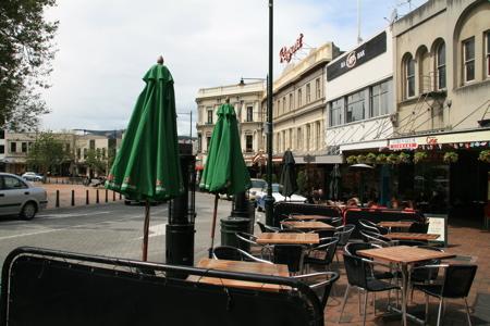 Dunedin Octagon