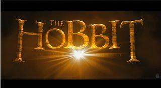 The Hobbit title