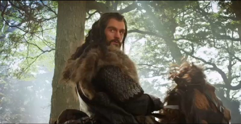 Thorin in trailer
