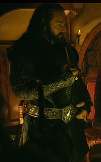 Thorin costume details