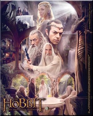 The_hobbit_poster white council