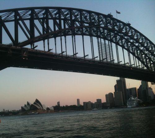 Sydney harbour 7:1