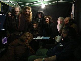 Gaggle of dwarves