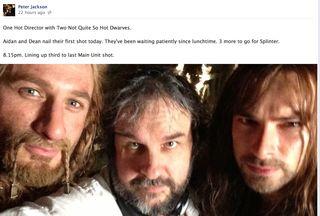 Hot dwarves