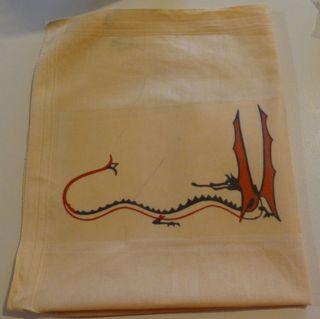 Bilbo's handkerchief