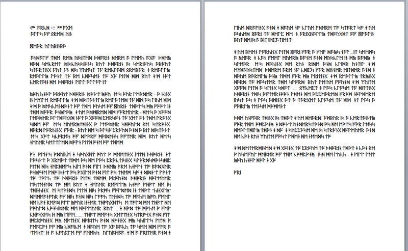 Ori's letter