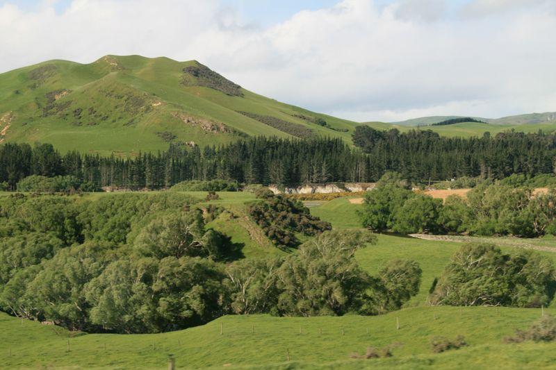 NZ - picton to Christchurch