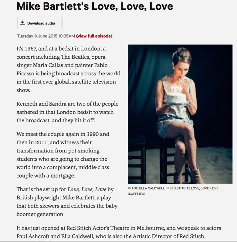 Mike Bartlett's LLL