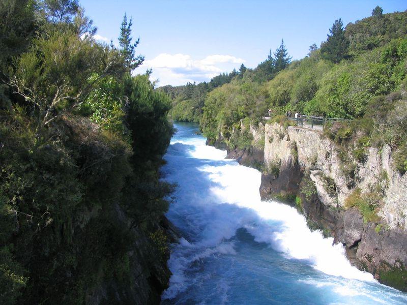 Aratiata Rapids