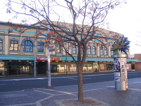 The store building hunter st newcastle